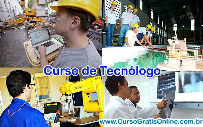 curso de tecnólogo
