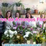 Curso de Arranjos Florais: Como Fazer e Passo a Passo