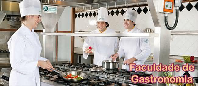 faculdade de gastronomia