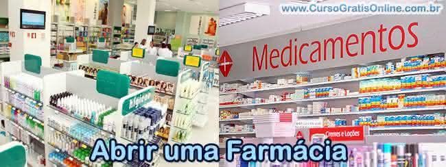 quanto custa abrir uma farmácia