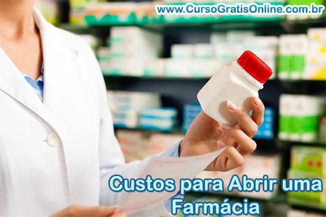 abrir uma farmácia