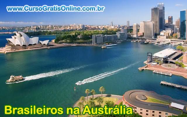 brasileiros na austrália