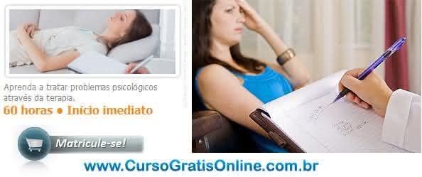 curso de psicoterapia