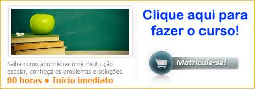 cursos de gestão escolar