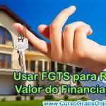 Usar FGTS para Abater Prestações de Financiamento