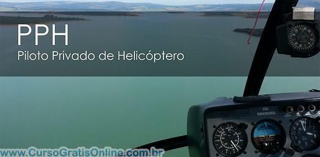piloto privado de helicóptero