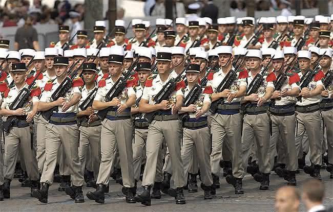 legião estrangeira