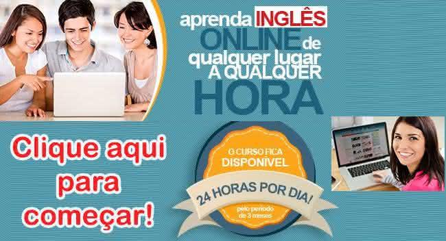 cursos 24 horas inglês