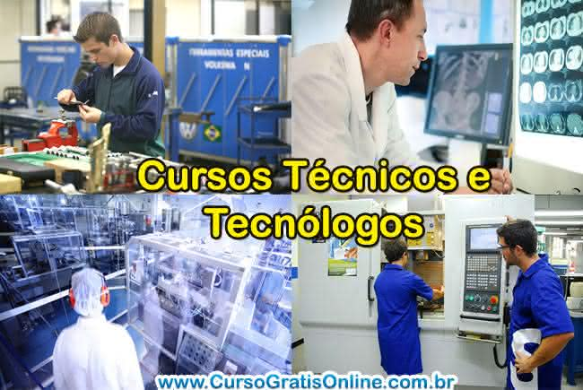 Resultado de imagem para qual a diferença entre curso técnico e técnólogo?
