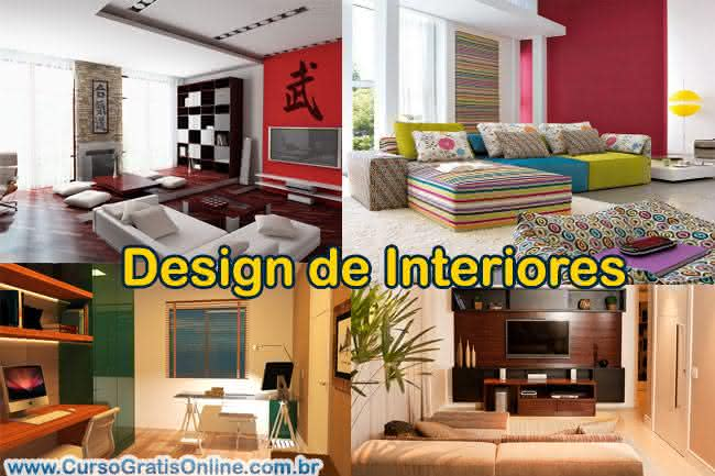 decoracao de interiores mercado de trabalho:Cursos de Design de Interiores