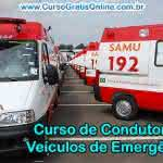 Curso de Motorista de Veículos de Emergência