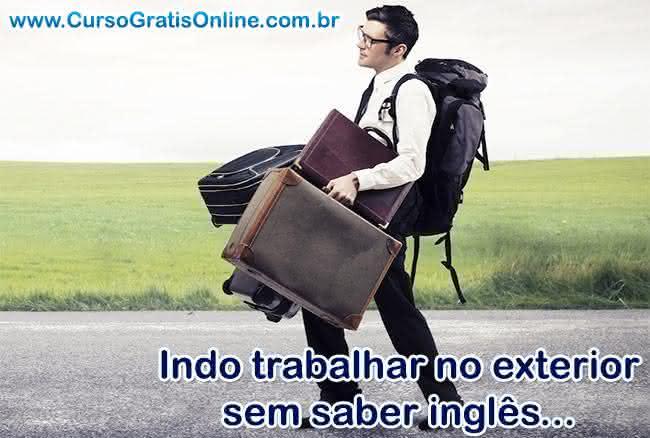 trabalhar fora do brasil