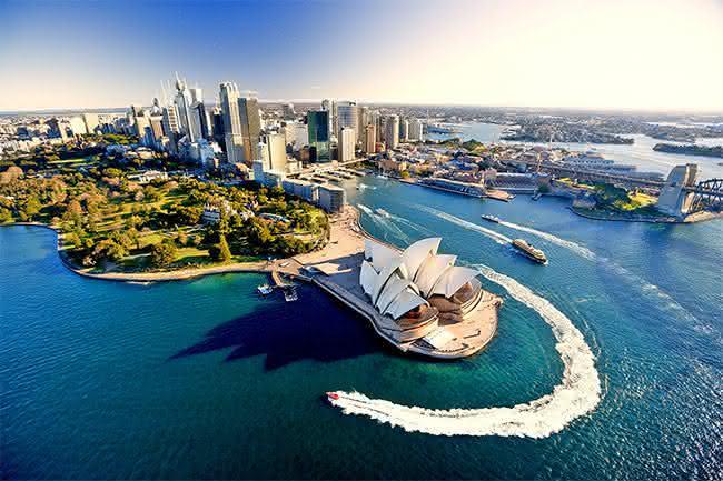 Viver na Austrália