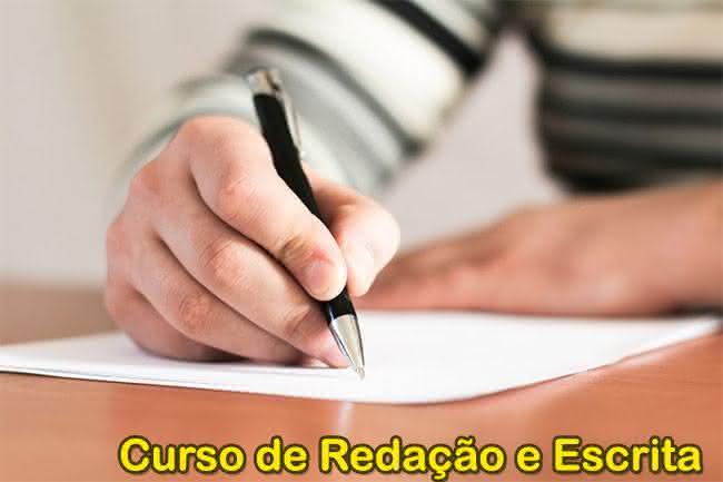 curso de redação