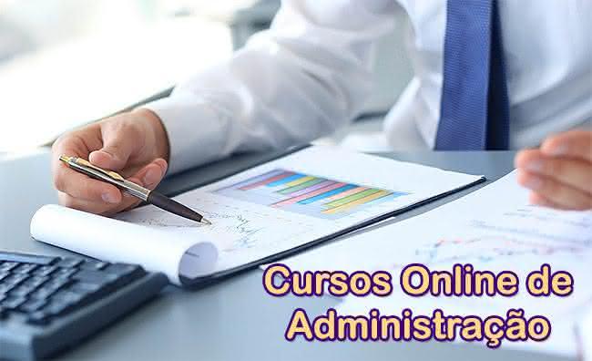 cursos online de administração