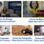Mais de 100 Cursos Online com Certificado e Gratuitos