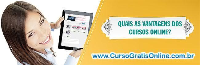 vantagens de fazer cursos online