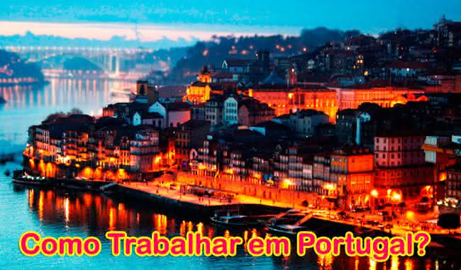 Como trabalhar em Portugal