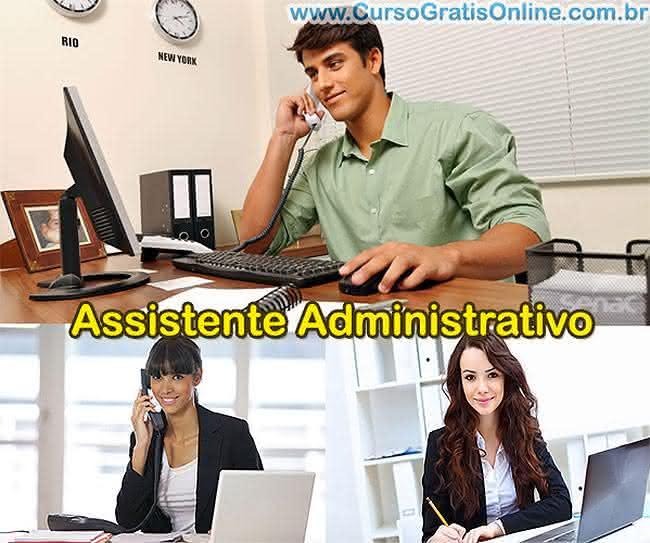 assistente administração