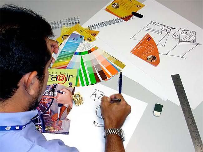 designer gráfico salário
