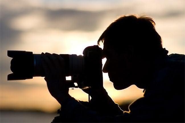 fotógrafo salário