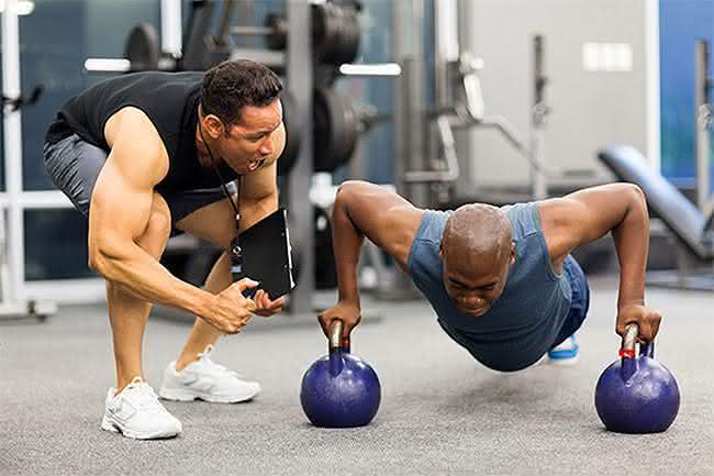 personal trainer quanto ganha