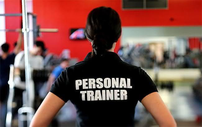 personal trainer salário