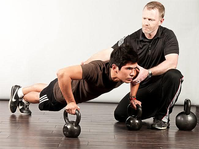 personal trainer profissional